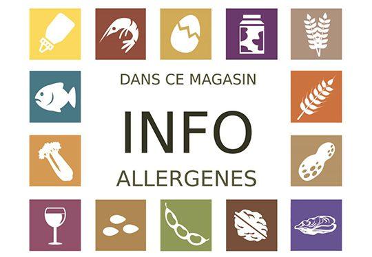 ETIQUETAGE DES ALLERGENES : DES PROFESSIONNELS TOUJOURS ALLERGIQUES A LEURS OBLIGATIONS !