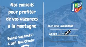 Guide des vacances à la montagne 2017